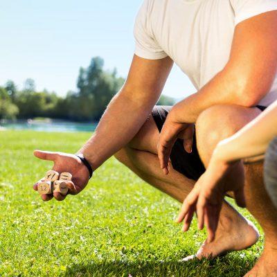 Erste CUBELETICS-Einheit im Schulsport - CUBELETICS - Würfel Dich fit - functional fitness
